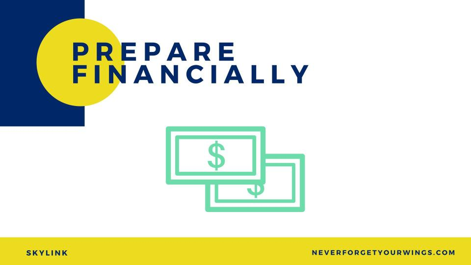 Prepare your finances for your APU purchase
