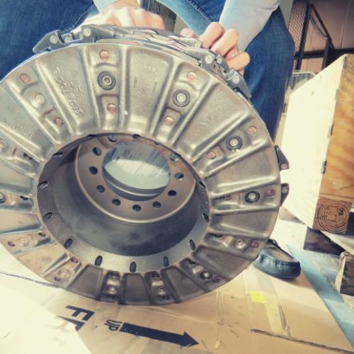 Skylink aircraft brake