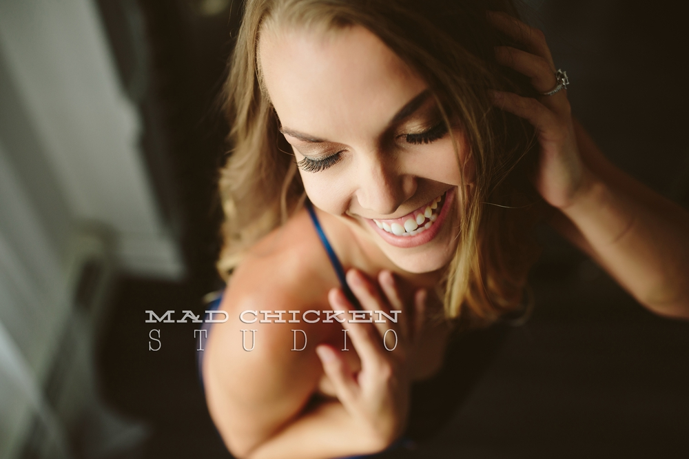 Mad Chicken Studio | Duluth Boudoir Photographer interview of boudoir photography session