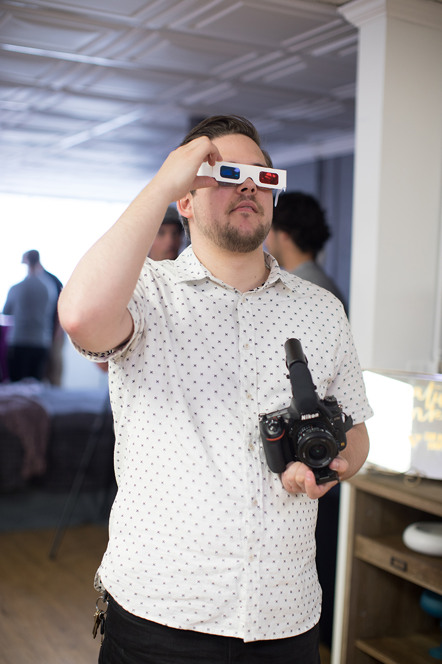 Mason Lehto Videography at Duluth Boudoir Photography Grand Opening