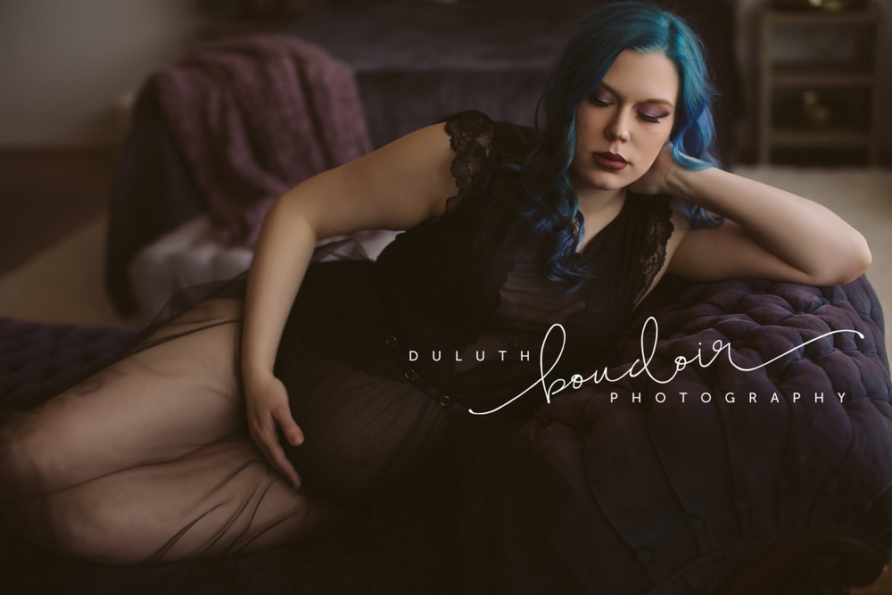 Duluth Boudoir Photography | Mad Chicken Studio | photographer Jes Hayes | award winning boudoir photography