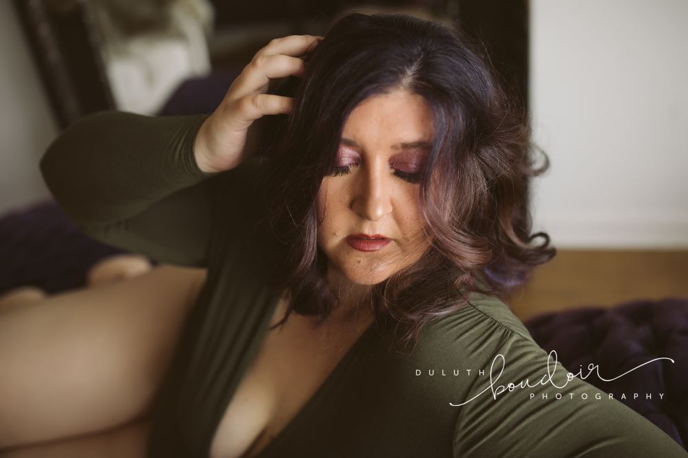 Erin Session Experience at Duluth Boudoir Photography by Mad Chicken Studio