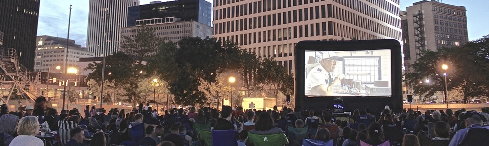 Movies with a Downtown View 2015