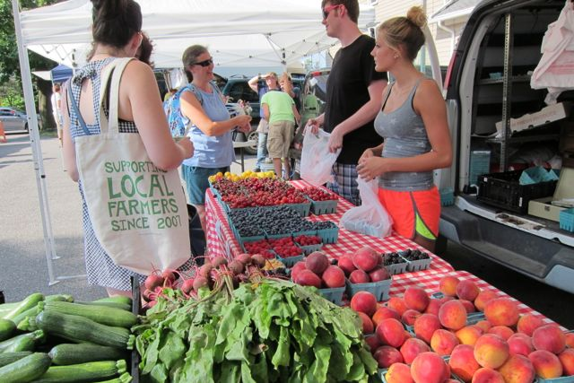 Photo Courtesy South Wedge Farmers Market