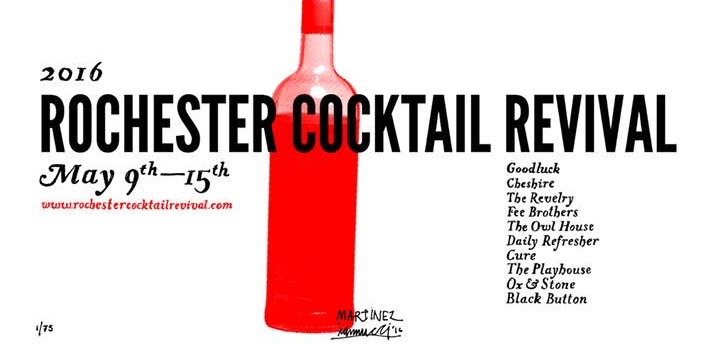 Rochester Cocktail Revival | Facebook