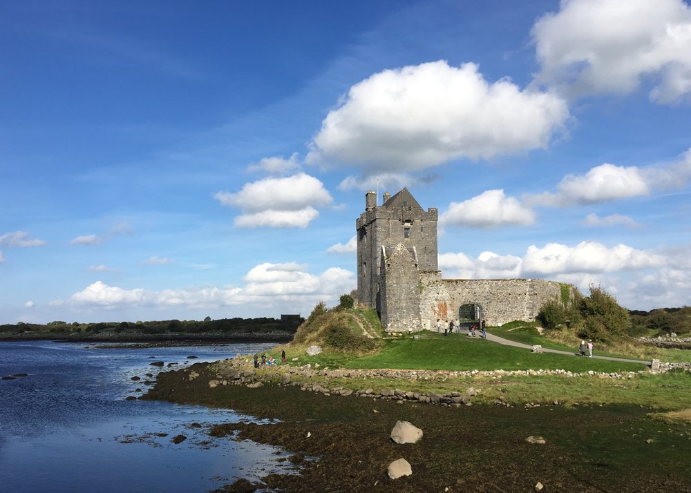 the Rochesteriat | Dunguaire Castle