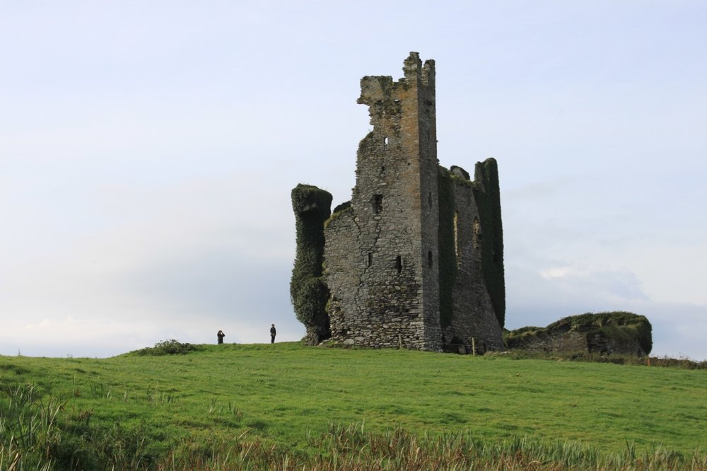 the Rochesteriat | Ballycarbery Castle