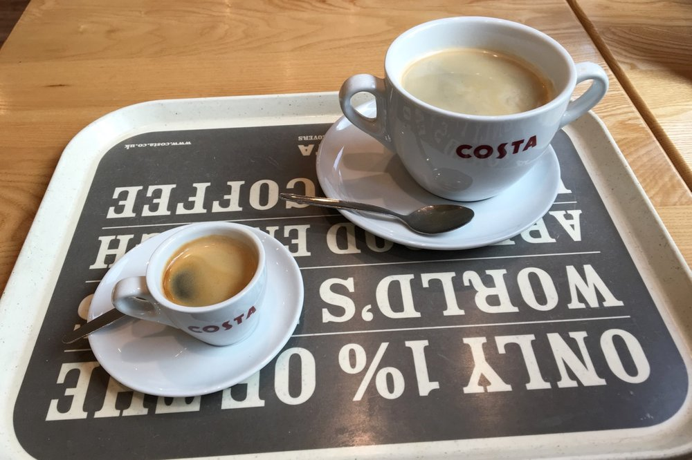The Rochesteriat | Costa Coffee, Galway City