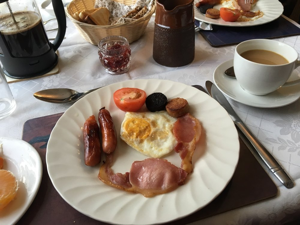 the Rochesteriat | The Full Irish Breakfast