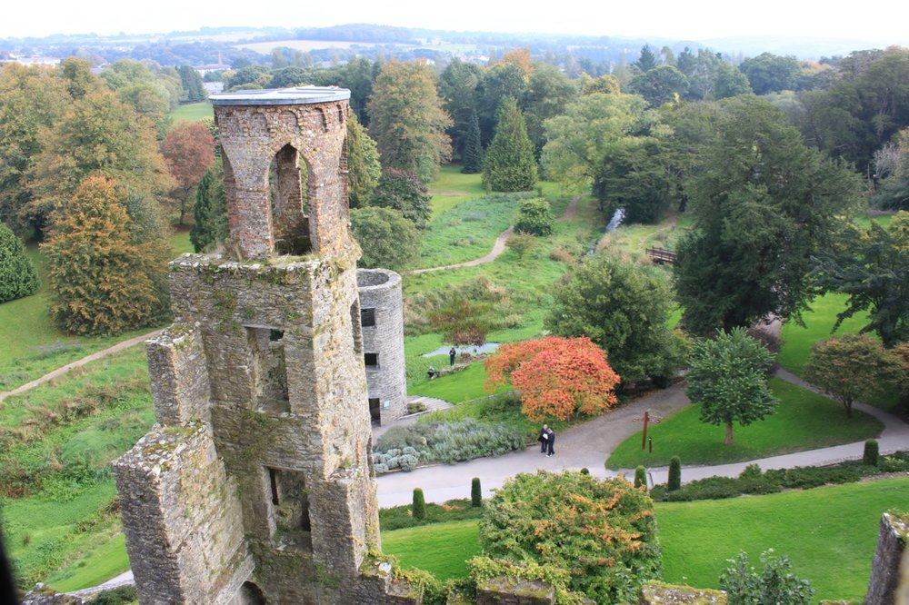 the Rochesteriat | Blarney Castle