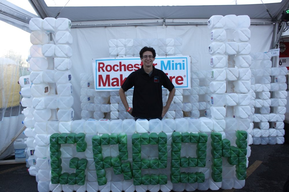 the rochesteriat |  Rochester mini maker faire @ Fringe