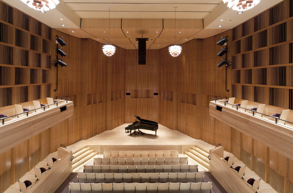 Hatch hall  | eastman school of music