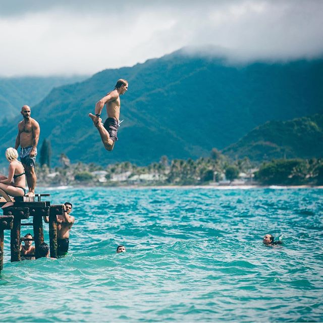 Full send. . . . #tfm #tsm #college #summer #lake #jerry #fullsend #dock #vertical