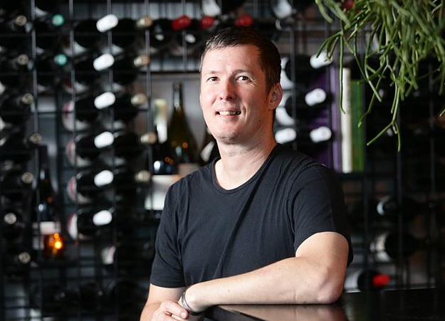 *EXECUTIVE CHEF AND OWNER HAMISH INGHAM, BAR H AND BANKSII.