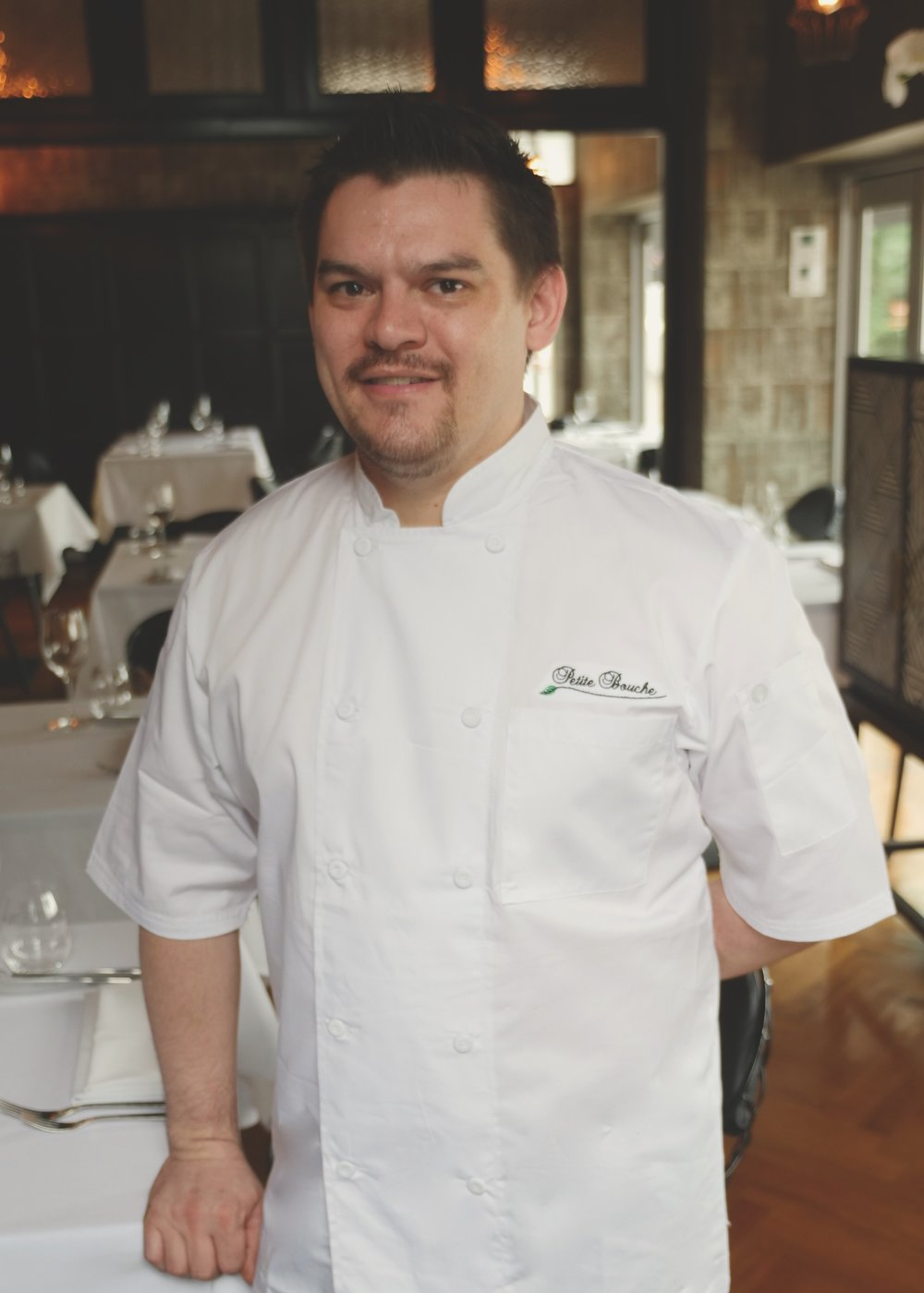HEAD CHEF ANTHONY HALES.