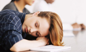 Narcolepsy is a chronic brain disorder that involves poor control of sleep-wake cycles.