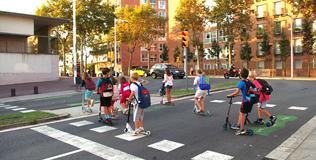 3 ideas para mejorar la calidad de las zonas peatonales urbanas