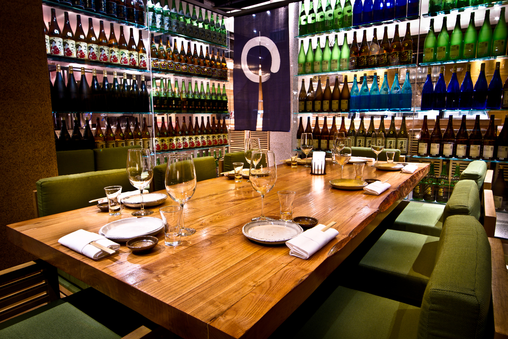 Sake Tasting Room