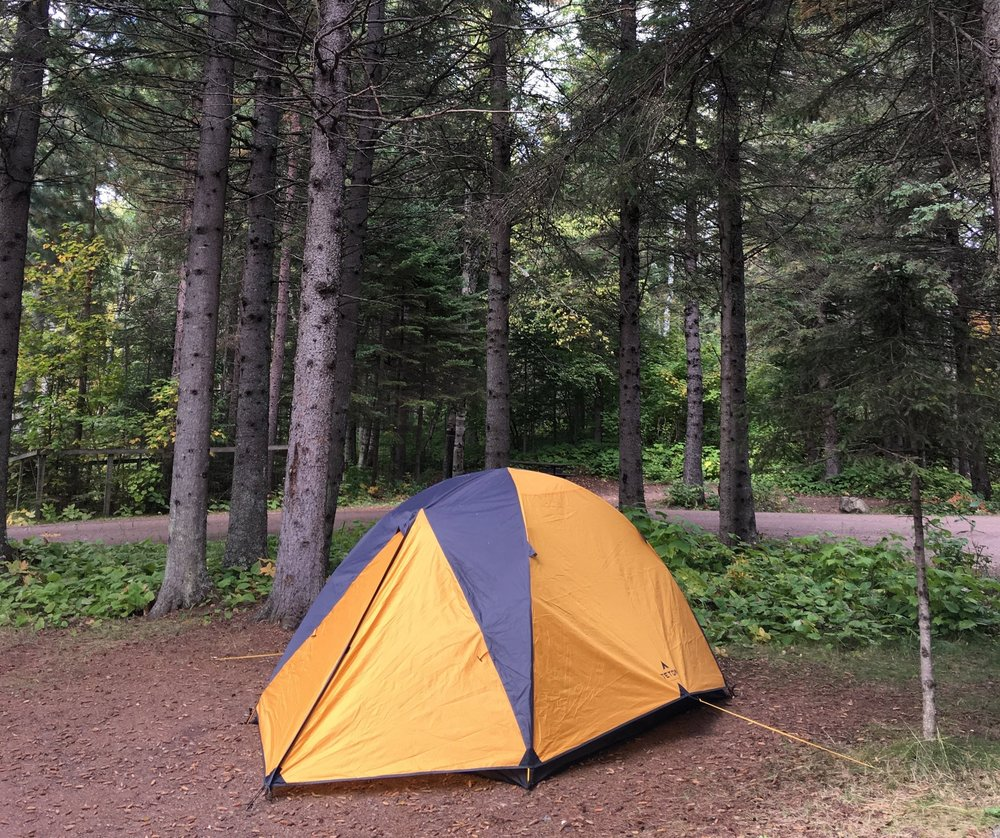 Mountain Ultra  - Space, space, and lots of space! This is the perfect tent with high ventilation technology and minimizing condensation.
