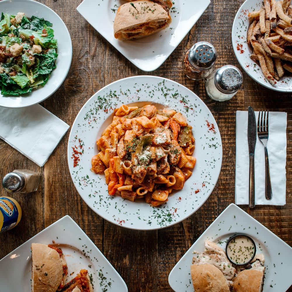 Fresno's - italian restaurant
