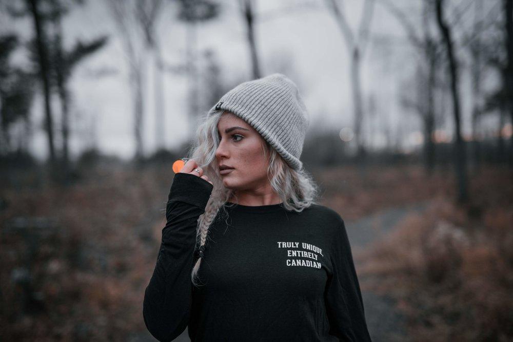 Illbury+Goose - canadian apparel brand