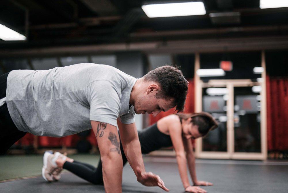 Athletic Fluency - Gym