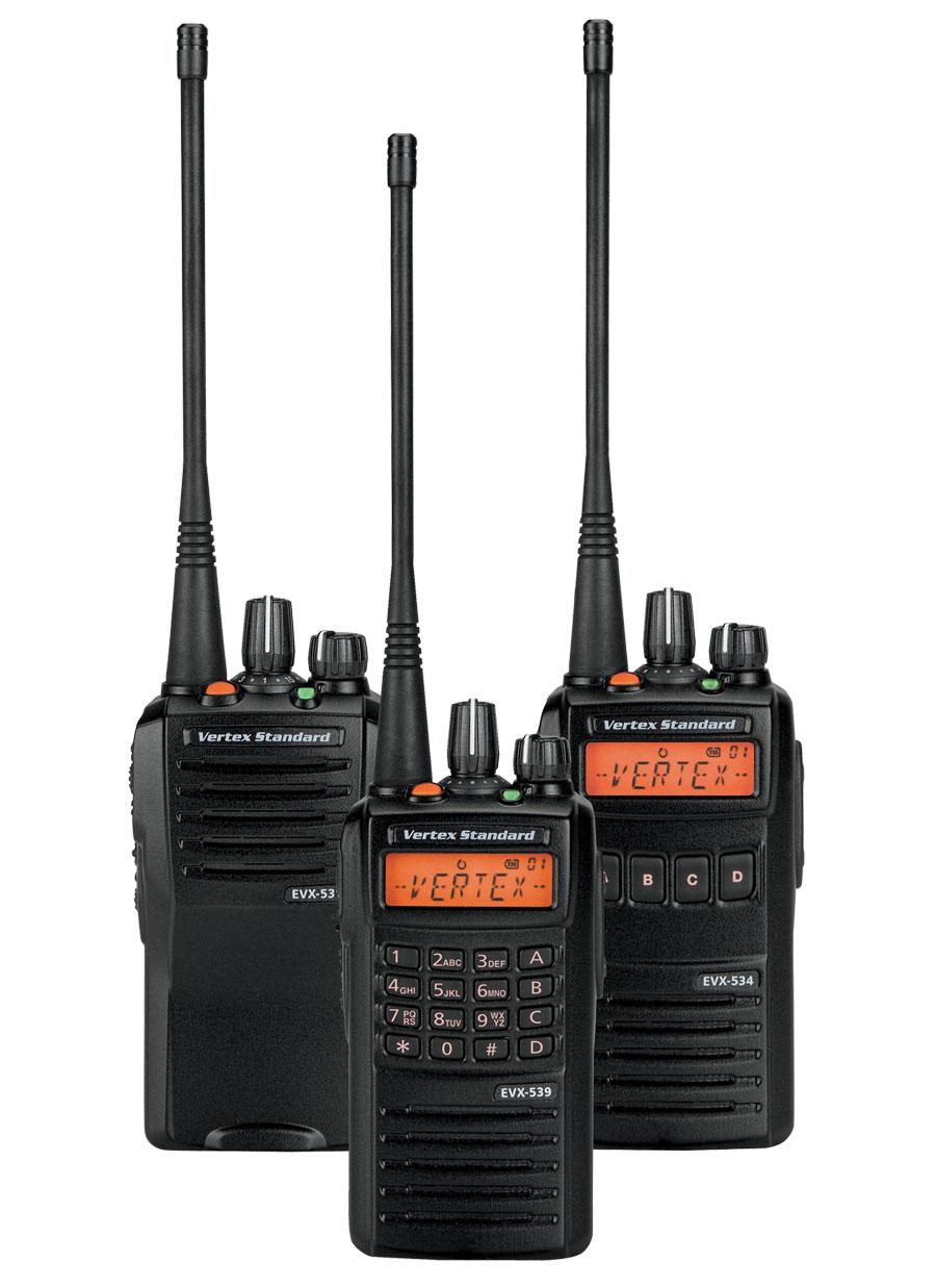 EVX-530 Portable Radio