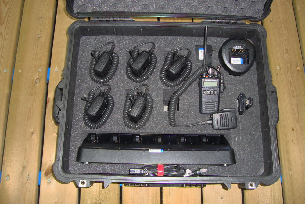 Radio Rental Kit