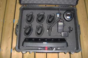 Radio Rental Kit