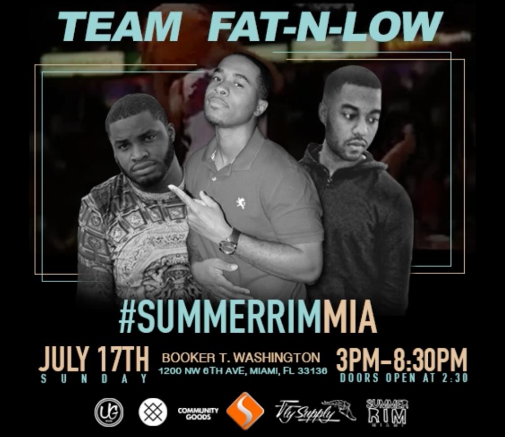 Team Fat-N-Low