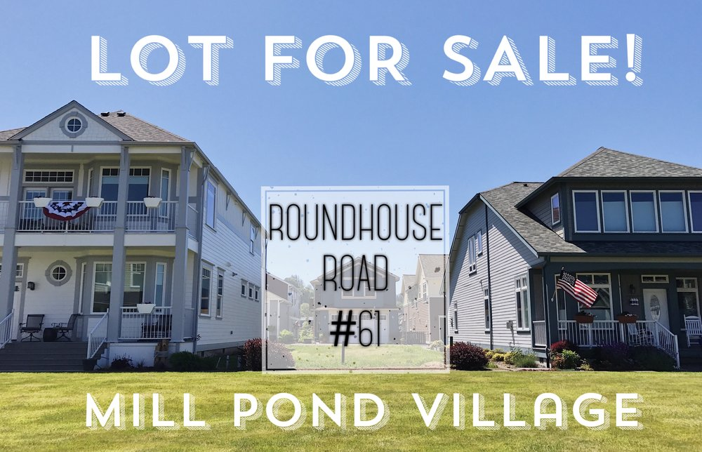 lot for sale mill pond village astoria oregon
