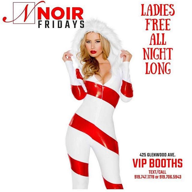 Ladies Night Friday Nights @ Noir!!! See You Tonight!!! @noirraleigh @kelly.turnage.58 @_britneynicole_ @jasminerai_ @bellaxbambina @therealgigidream @miss_my_yumi @1aaron_stark @djflashjleague