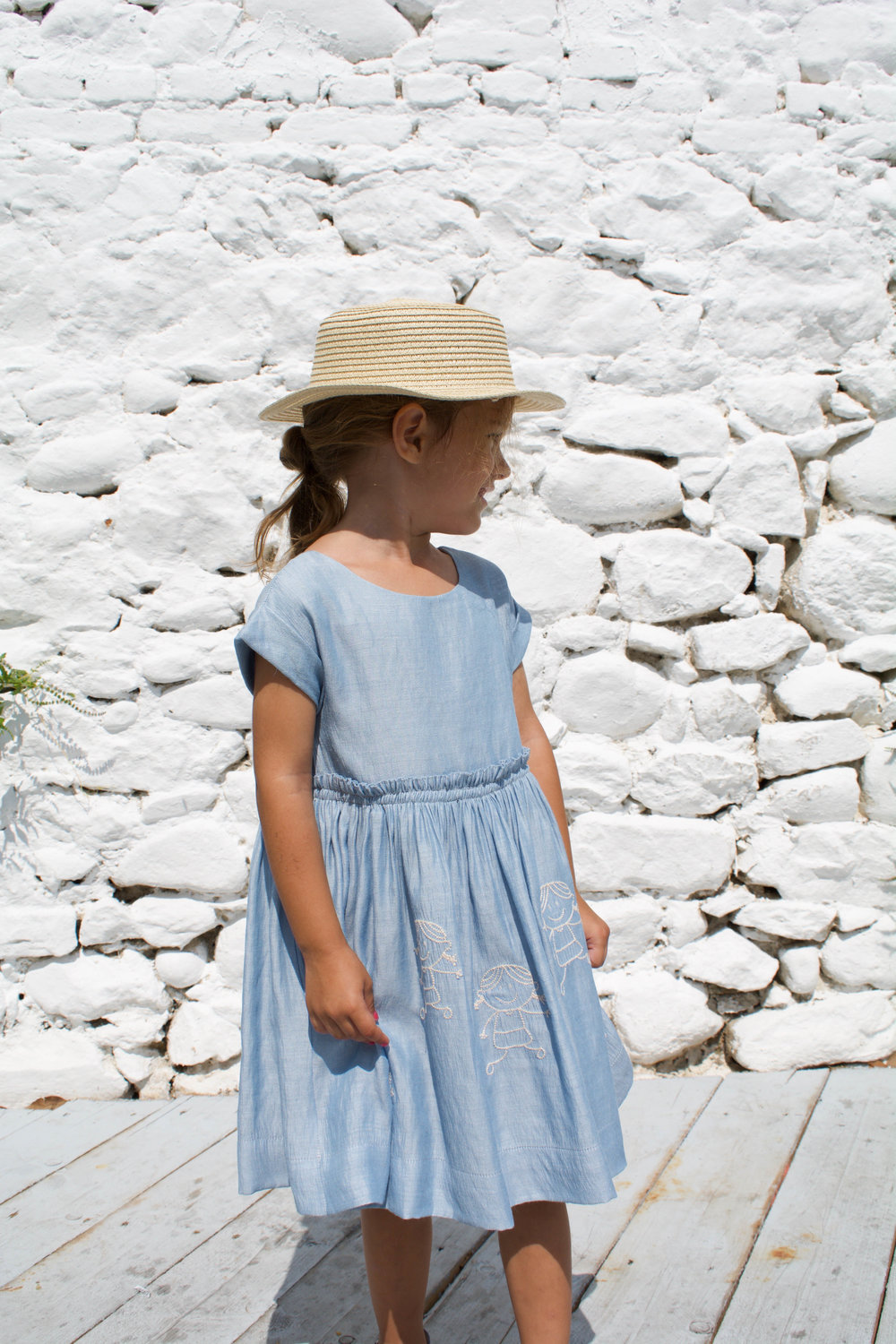 Little Aegean Dress
