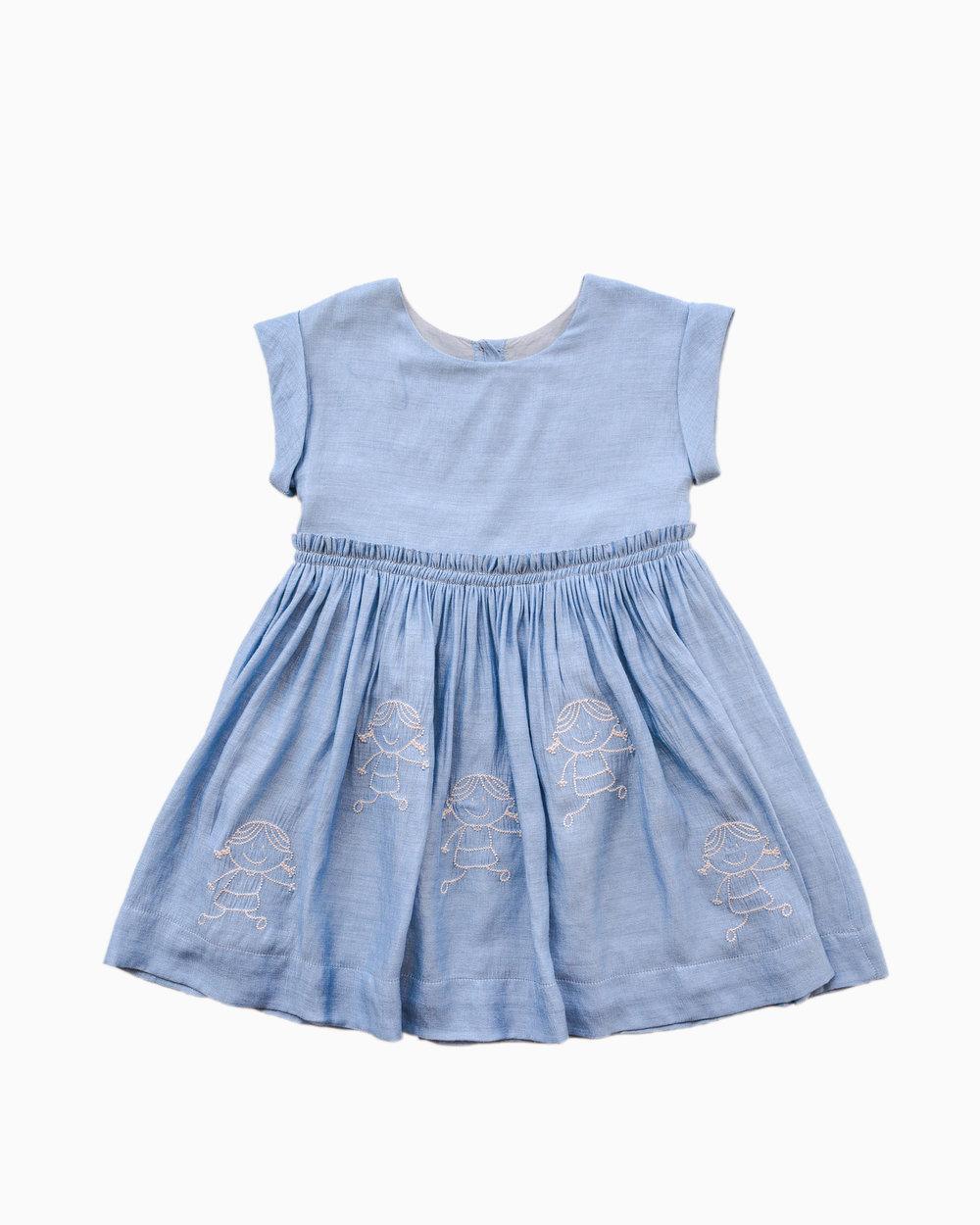 little aegean dress