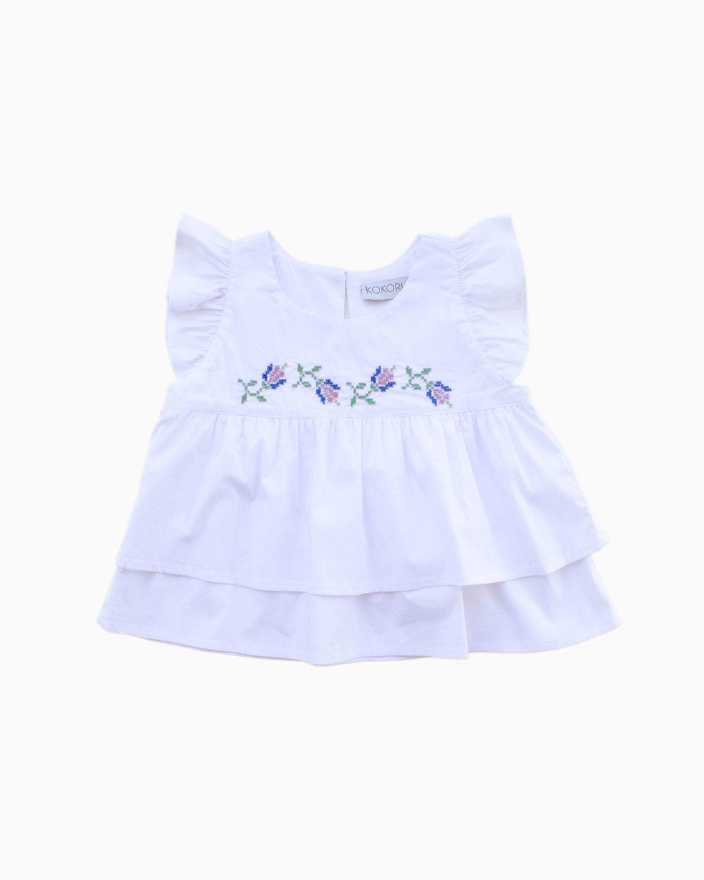 santorini blouse