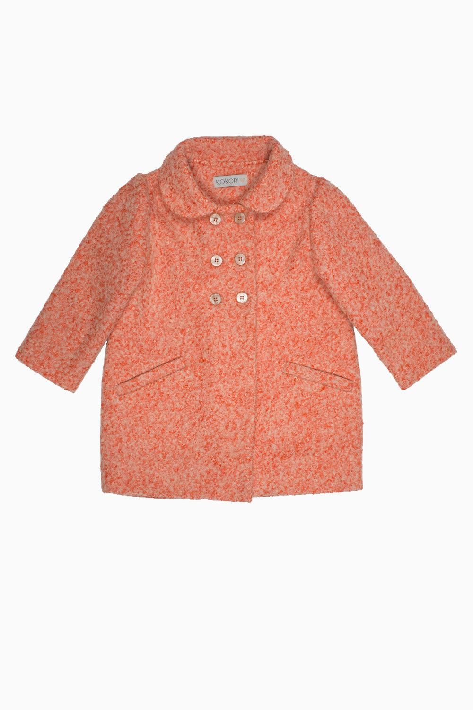Helen coat (orange)