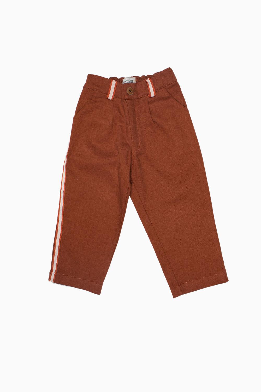 cinnamon grace trousers