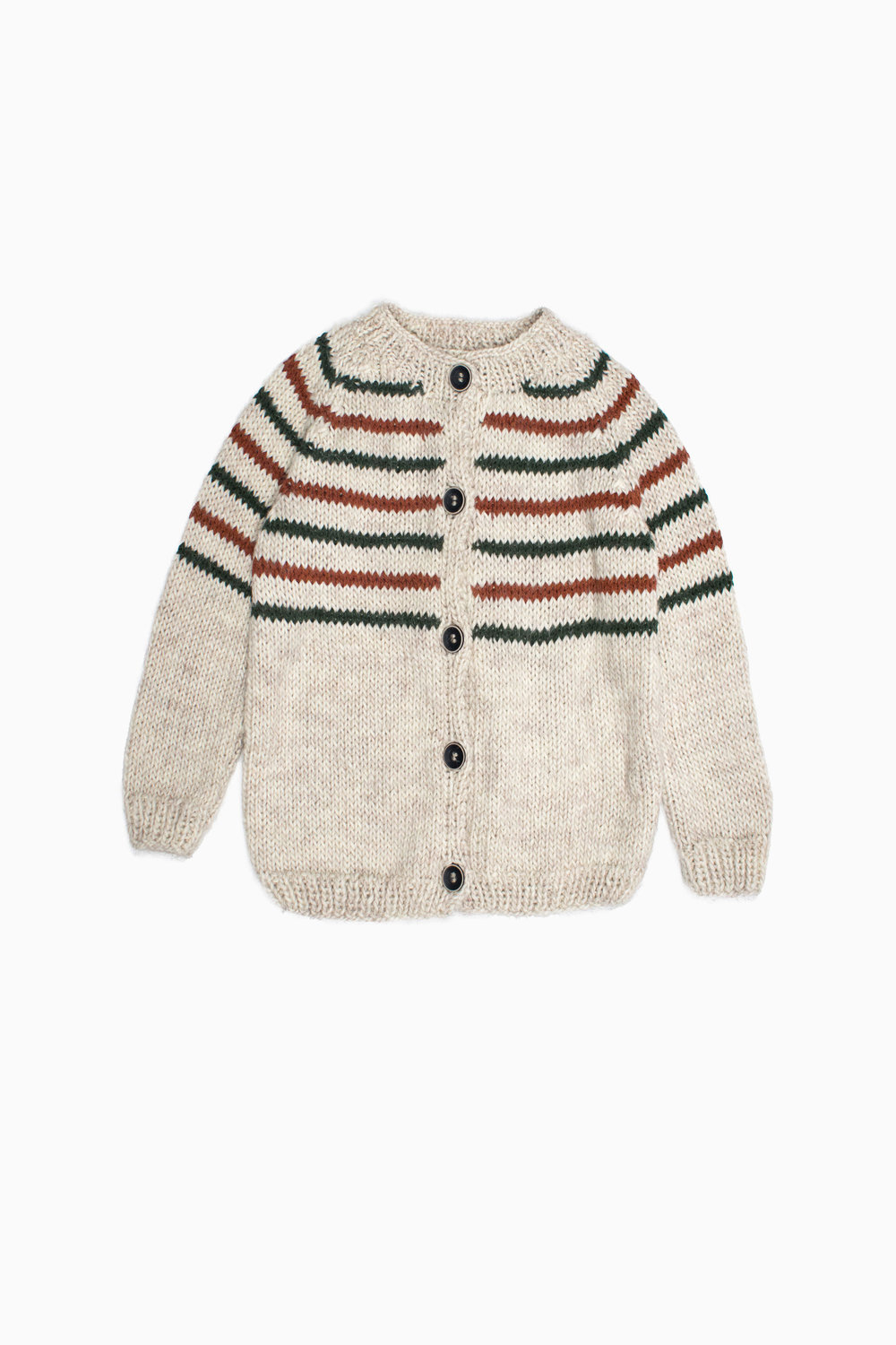 bridget stripe cardigan