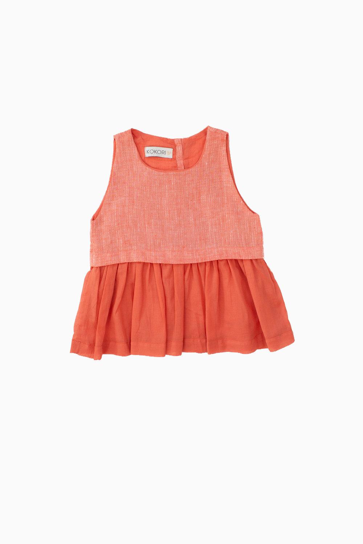 melon blouse