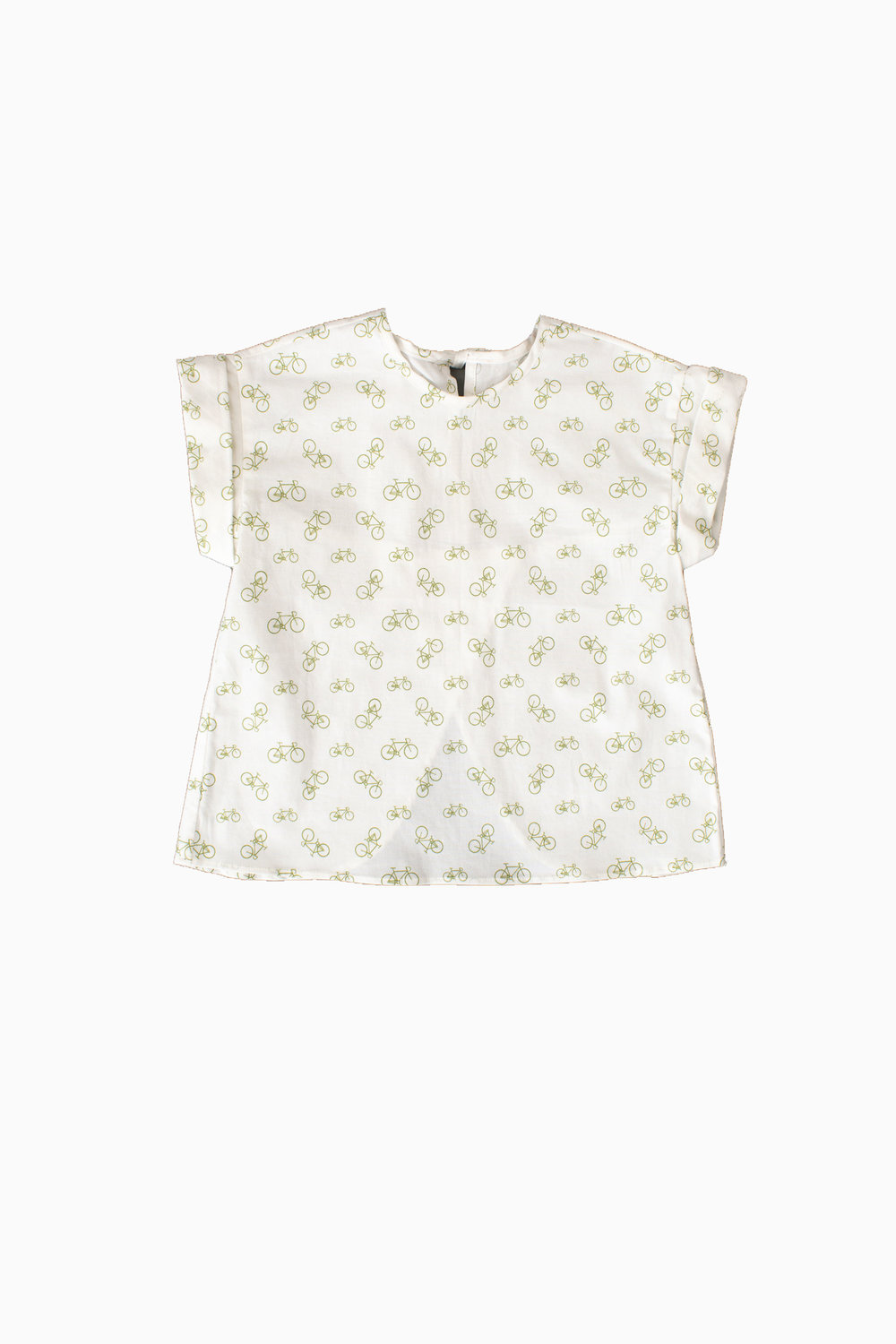bicycle blouse