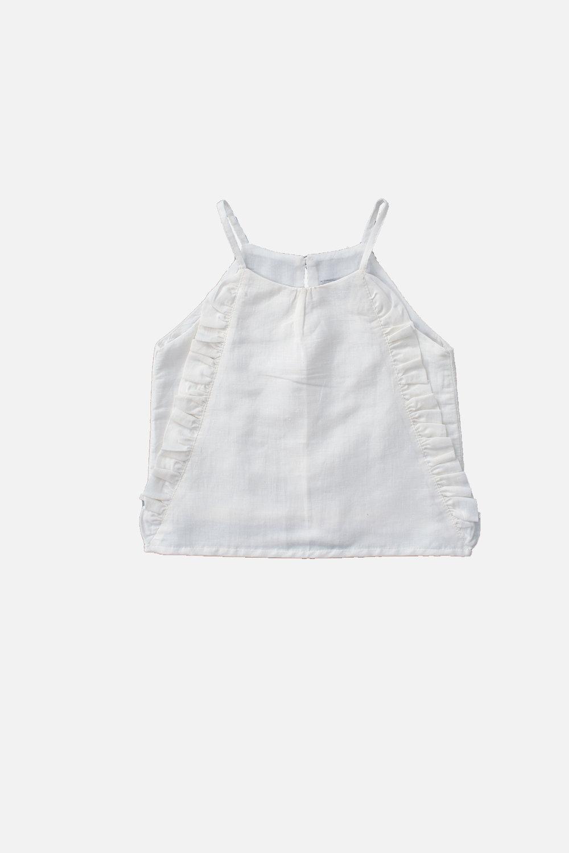 white dreams blouse
