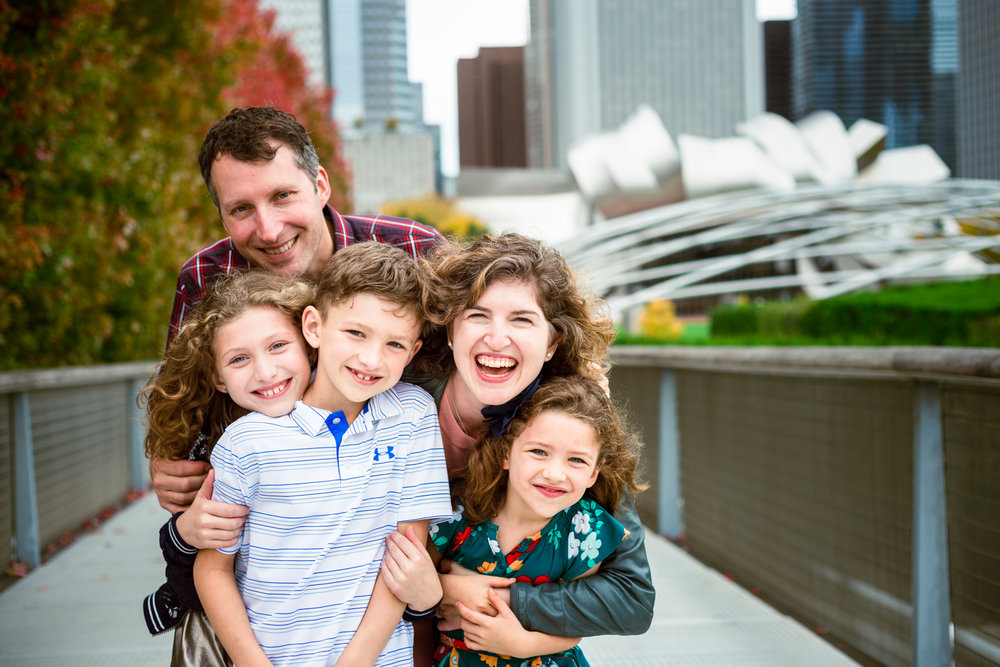 Downtown with the Browns! (Family lifestyle session)