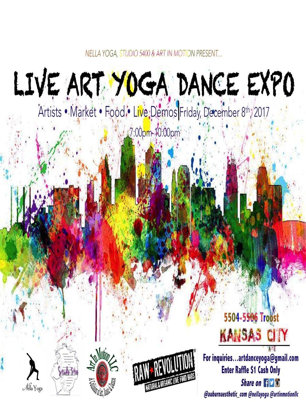 Live Art Dance Yoga Expo Flyer December .jpg