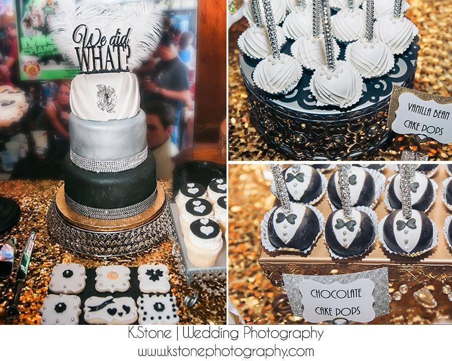 Glamorous Wedding Cake!!!