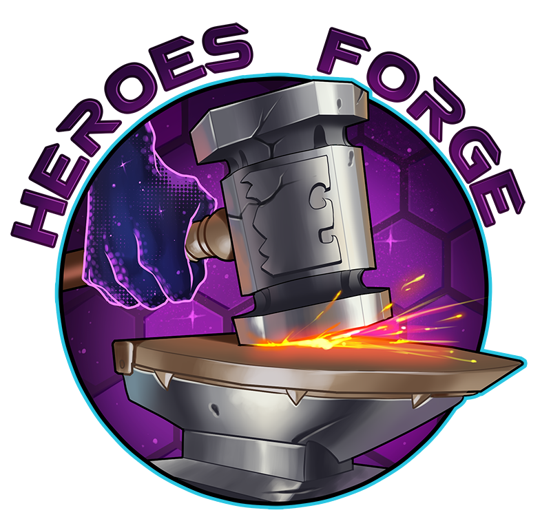 Heroes Forge - Podcast