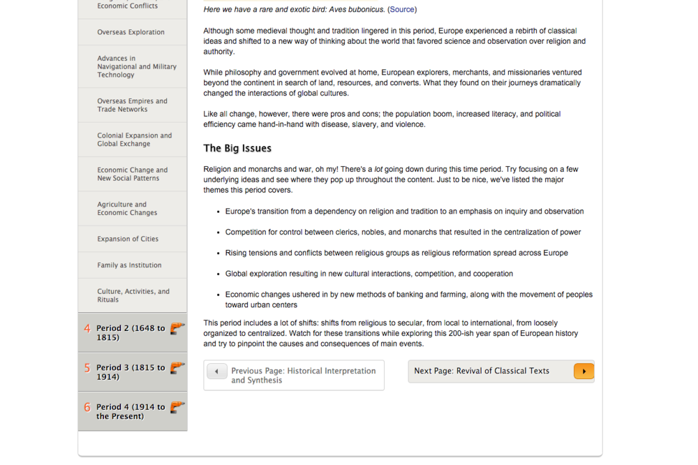 Shmoop Euro History Screenshot.png