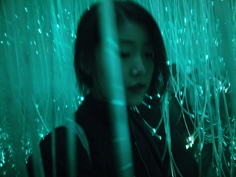 feeling like i was in a wong kar wai movie