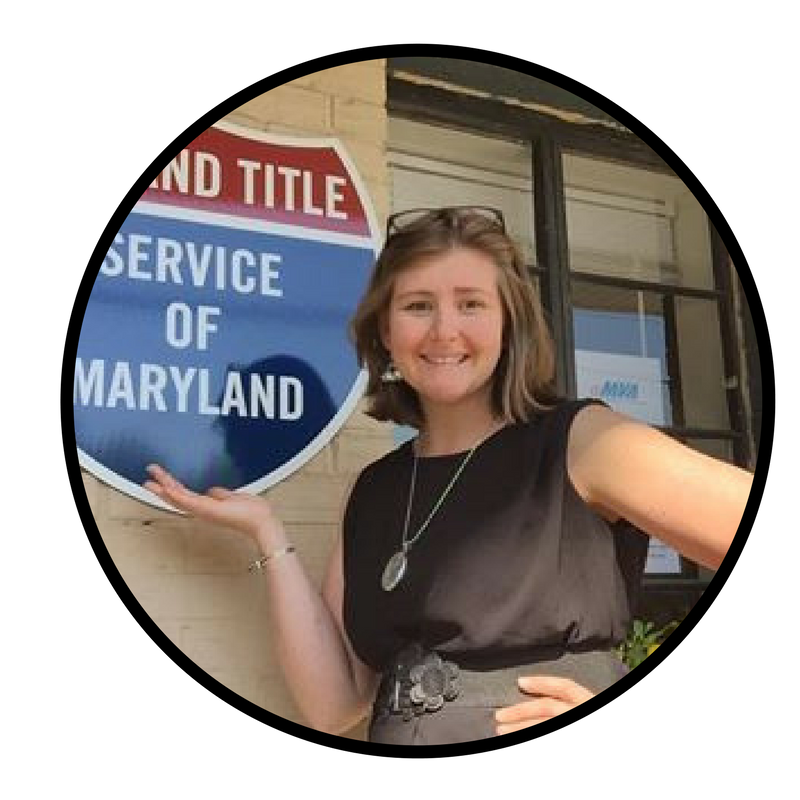 Beth Hall, Tag & Title Service of Maryland
