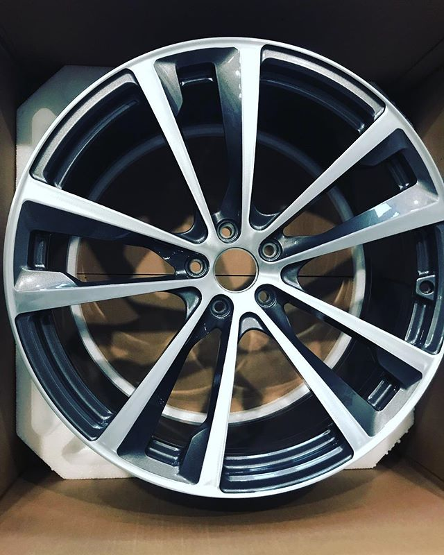 HRE RB1 for #mercedesbenz #s63amgcoupe just arrived @vmc_automotive_india @hre_wheels #custom #twotone #luxurywheels #industrystandard