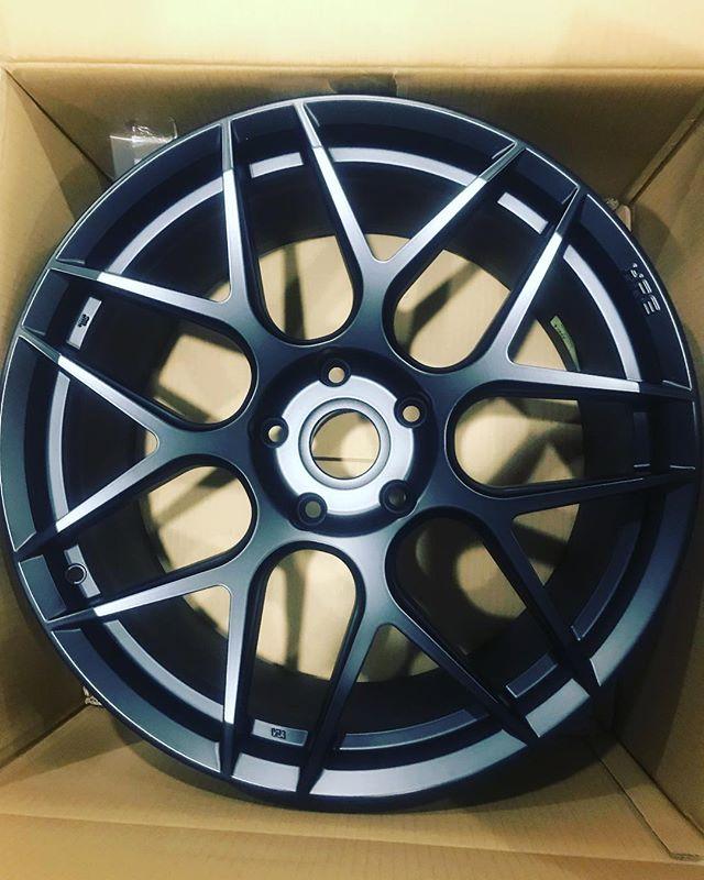 HRE wheels for #Porsche #718boxster @vmc_automotive_india #wheels #flowform #industrystandard #hrewheels